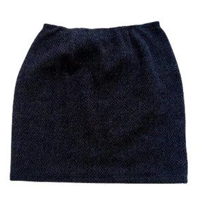 Gray Stretch Skirt Size 10